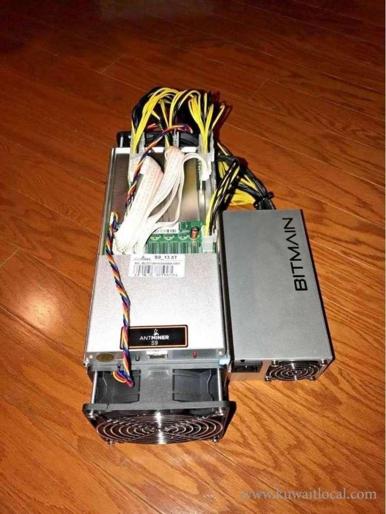 original-antminer-s9-bitmain-bitcoin-miner-for-sale-kuwait