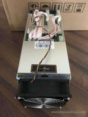 BRAND NEW Bitmain Antminer L3 Plus  504MHs 800w Litecoin Miner With APW3plus PSU in kuwait
