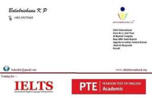 IELTS&PTE-Academic Training At Centre. in kuwait