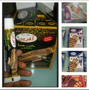Henna House Products in kuwait