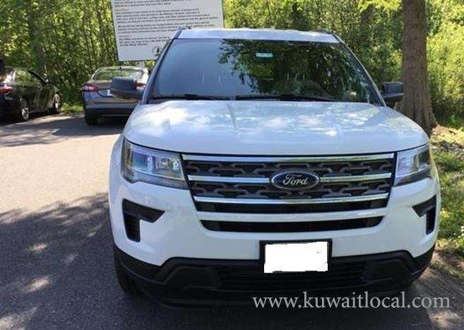 ford-explorer-2018-v6-kuwait