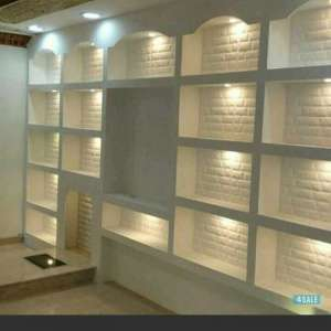 Gypsum Bord decor partition work Raju Hindi 90915573 in kuwait