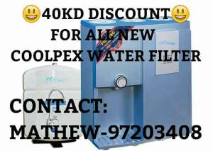 Coolpex water filter in kuwait