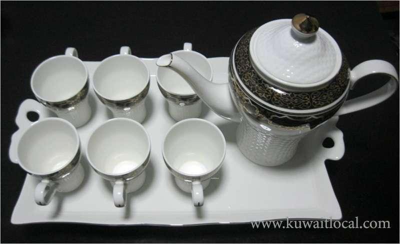 new-black-tea-set-with-tray-kuwait