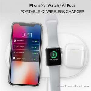 apple-iphone-x-with-facetime-256gb-4g-lte-silver-iwatch-3 in kuwait