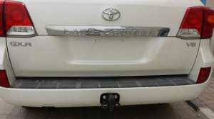 Toyota Land Cruiser & LX-570 2008 To 2015 Body & Spare Parts in kuwait