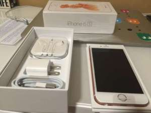 Factory Sealed Apple IPhone 6S Brand New in kuwait