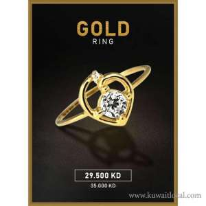 buy-online-gold-ring-for-women-at-good-discounted-price in kuwait