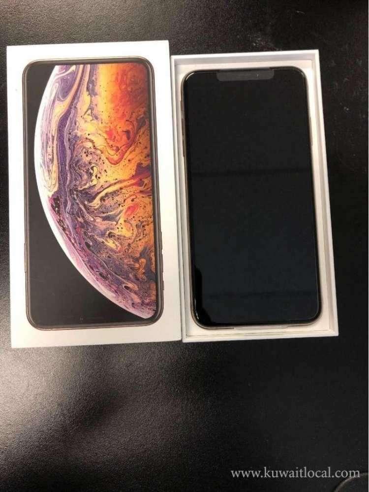 new-apple-iphone-xs-max-256-gb-kuwait