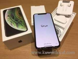 apple-iphone-xs-max-64gb-512gb-all-color-factory-unlocked-ship-worldwide in kuwait