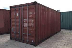 Used-Containers in kuwait