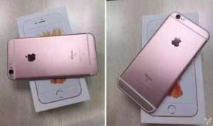 NEW APPLE IPHONE 6S  128G ROSE GOLD GSM FACTORY UNLOCKED in kuwait