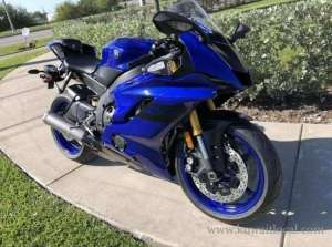 yamaha-r6-model-2018-still-in-good-condition-for-sale in kuwait