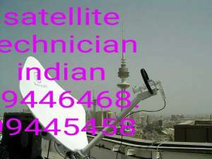 Indian-satellite-technician-all-satellite-installation-all-receiver-card-renewables-available in kuwait