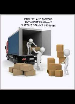 SHIFTING SERVICE PACKERS AND MOVERS 55741488 in kuwait