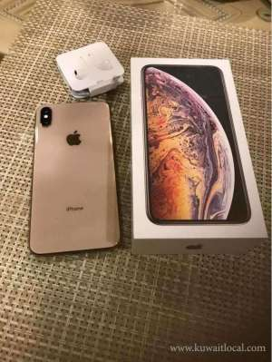 --apple-iphone-xs-max-512gb in kuwait