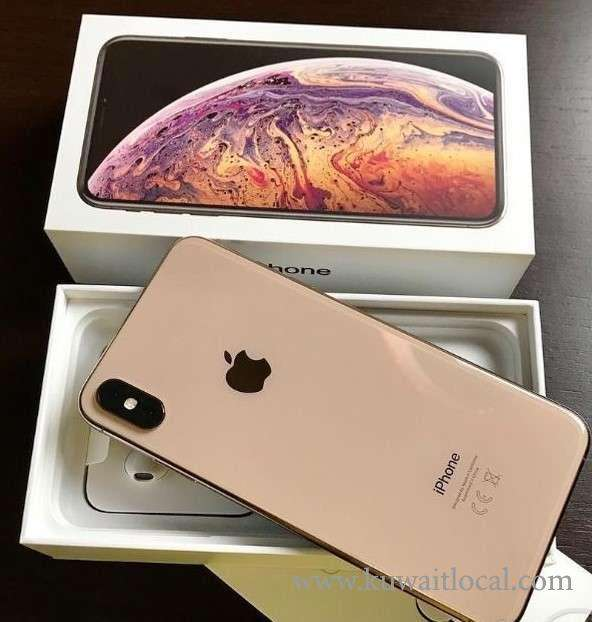 Apple IPhone XS 64GB Cost 450USD , IPhone XS Max 64GB Cost