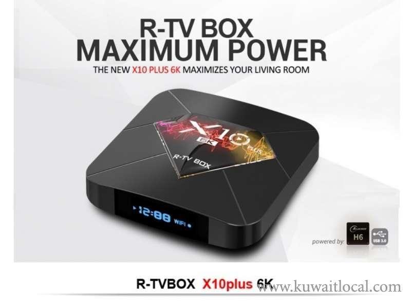 x-10-plus-android-tv-box-kuwait