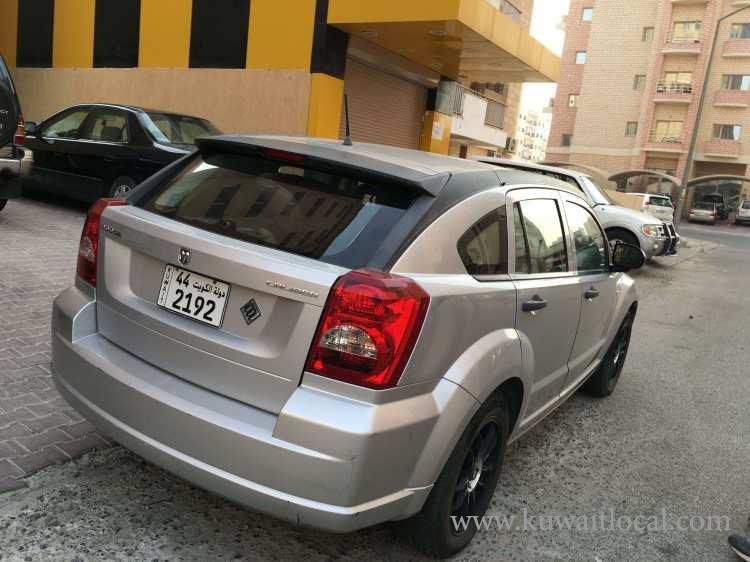 Dodge-caliber-for-sale-2009-kuwait