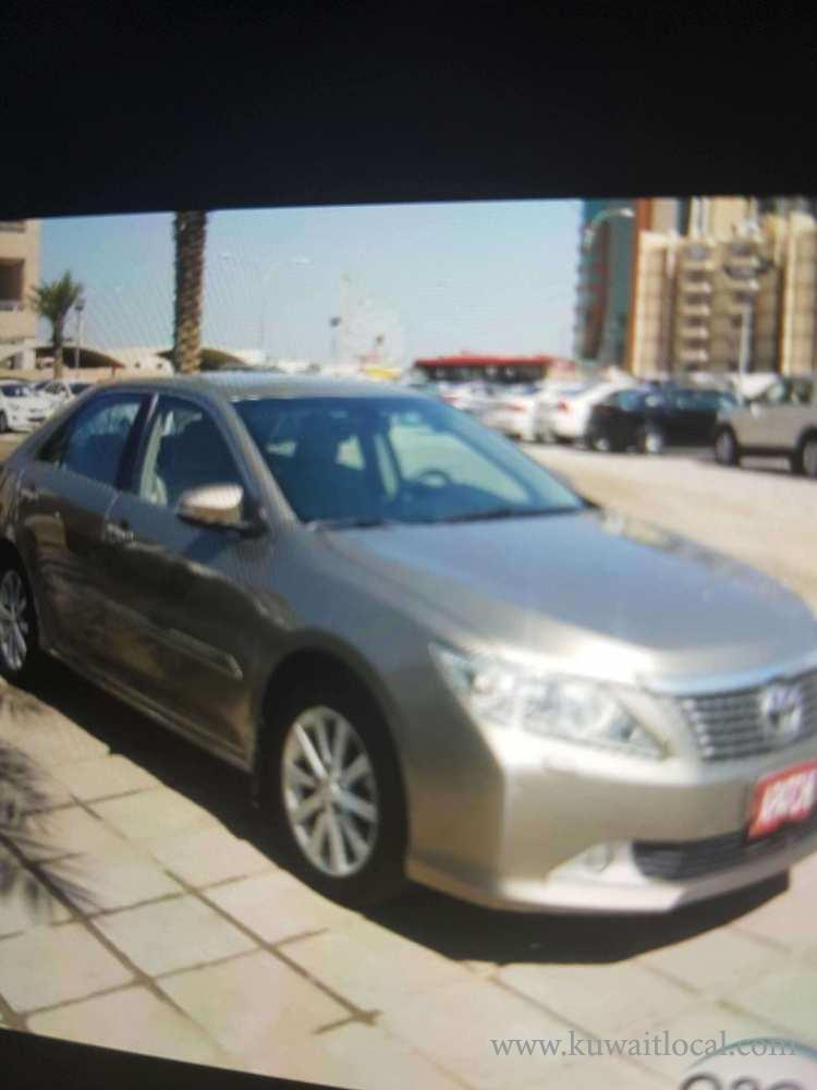 Toyota-Aurion-2014-bronze-for-Sale-kuwait