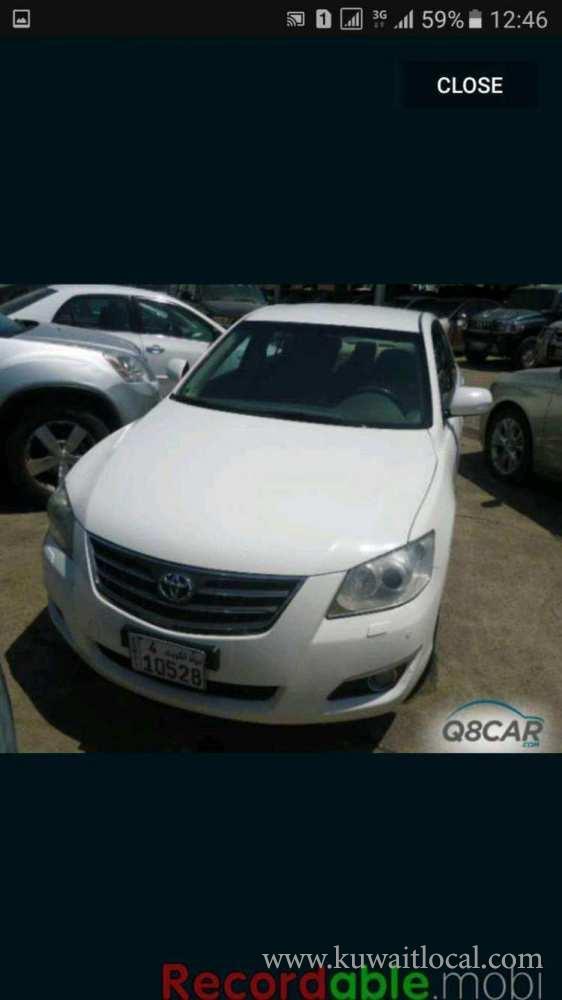 Toyota-Aurion-for-Sale-kuwait