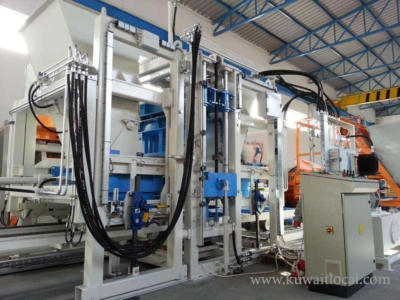 concrete-block-making-machine-sumab-r-400-kuwait