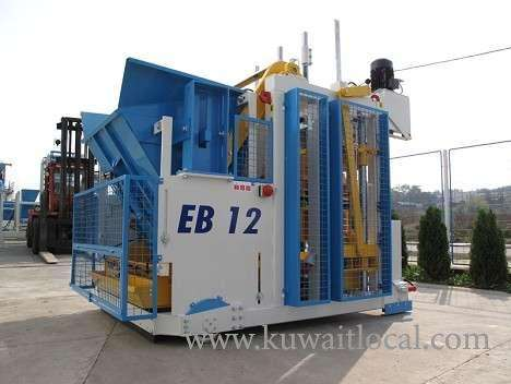 mobile-concrete-block-machine-sumab-e12-1-kuwait