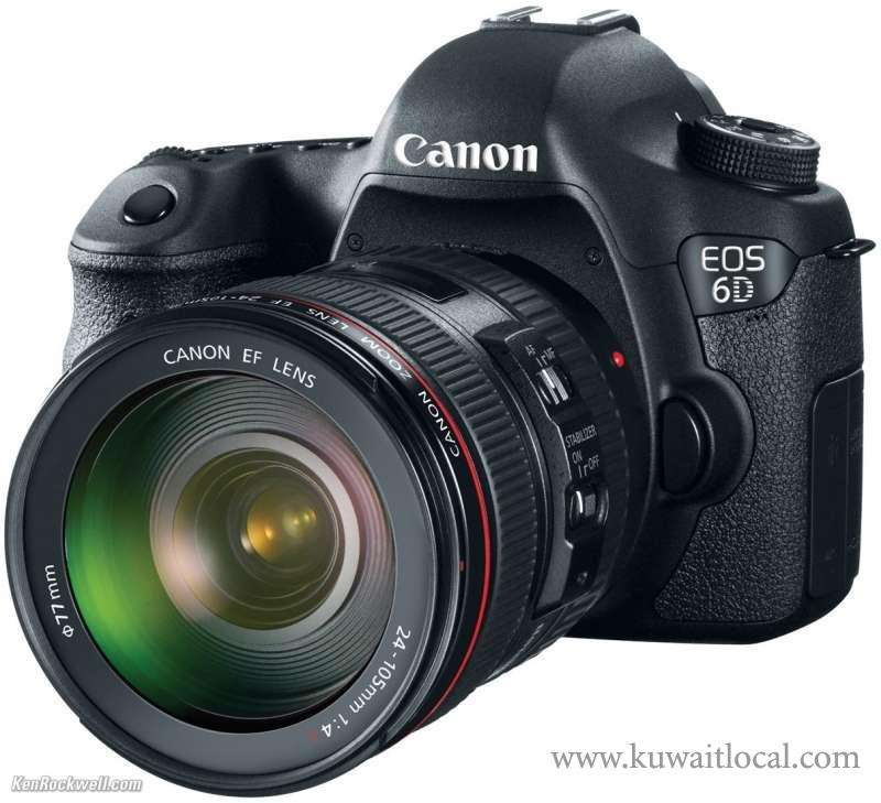 selling-my-canon-6d-camera-kuwait
