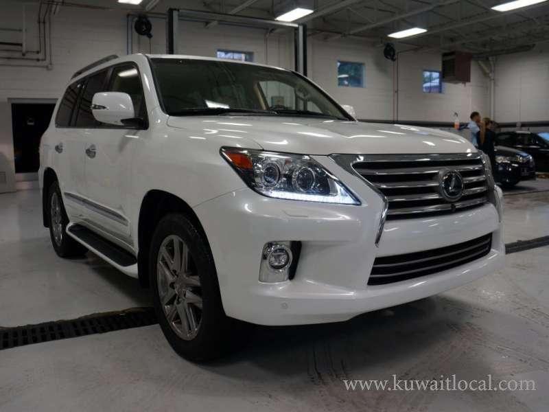 selling-my-2015-lexus-lx-570-kuwait