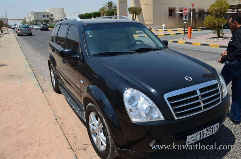 2011-rexton-rx320-ssangyong-for-sale-2350kd-kuwait
