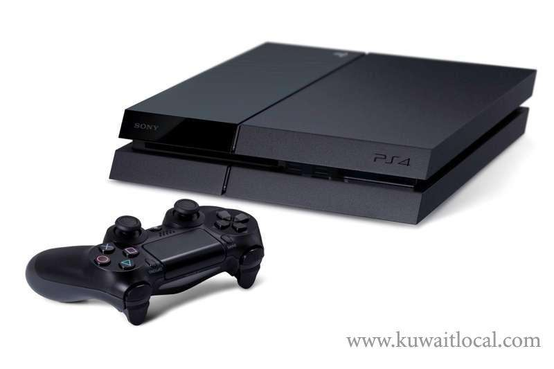 sony-ps4-500gb-console-with-2-controller-kuwait