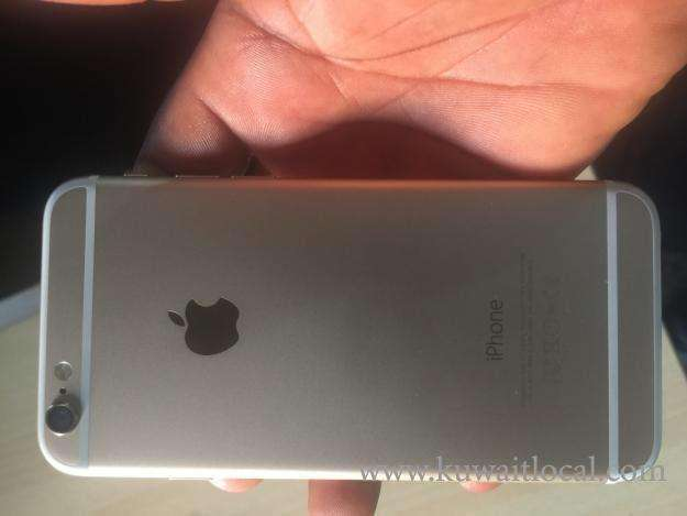 apple-iphone-6-gold-64gb-with-all-accessories-and-box-kuwait