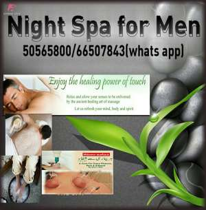 Night Spa for Men - Kuwait in kuwait