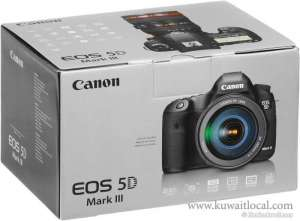Canon EOS 5D Mark III With EF 24-105mm IS Lens in kuwait