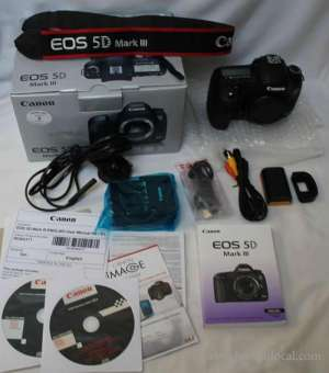 Canon EOS 5D Mark Iii in kuwait