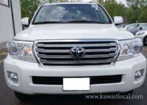 2013 TOYOTA LAND CRUISER - 4WD SUV in kuwait