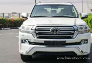 Toyota Land Cruiser 2016 SUV 4X4 in kuwait