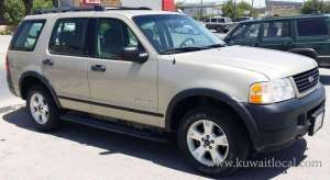 Ford Explorer 2005 For Urgent Sale in kuwait