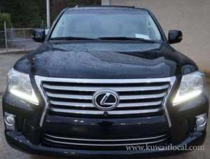 LEXUS LX 570 2013 SUV LOW MILEAGE in kuwait
