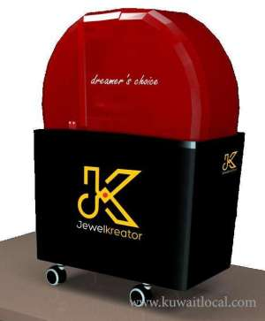 Jewelry 3D Printer in kuwait