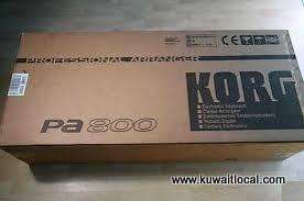 FOR SALE: KORG PA900, PA800, PA600, PA500 in kuwait