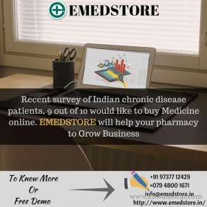 EMedStore Medical Store Ecommerce Mobile App in kuwait