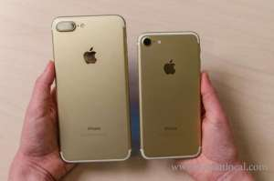 Selling New Original Apple IPhone 7 Plus Gold Rose KWD 90 Kuwaiti Dinar in kuwait
