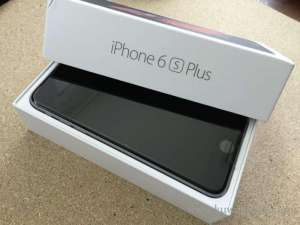 Iphone 6s Plus, 64 GB, Space Grey - Used Mobile With 3 Months Warranty in kuwait