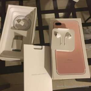Apple IPhone 7 Plus 4G Phone 128GB Gold in kuwait