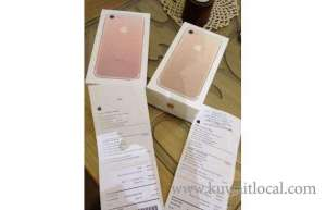 Unlocked Apple Iphone 7 Plus Original  Gold 256GB in kuwait