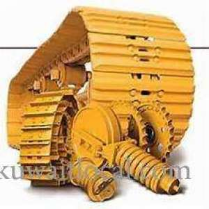 KOMATSU  Bulldozer Undercarriage Parts in kuwait