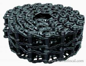 CAT Excavator Track Chains CAT Bulldozer Track Chains in kuwait