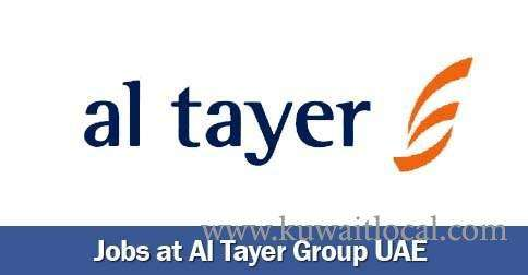 receiving-supervisor-al-tayer-group-kuwait