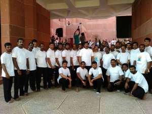Second International Day Of Yoga IDY Celebrations Moved To Embassy Premises in kuwait